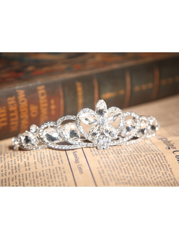Amazing Alloy Wedding Headpieces