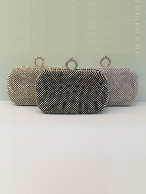 UK Rhinestones Evening Handbags (BB202203NA7)