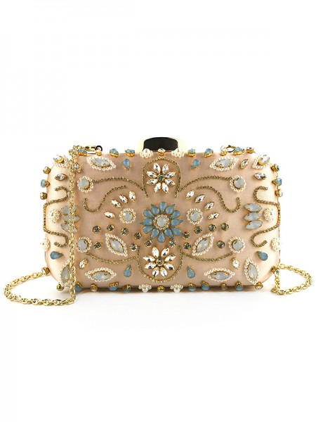 Elegant Beading Party Handbags