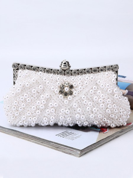 Fashion Pearl Party Handbags