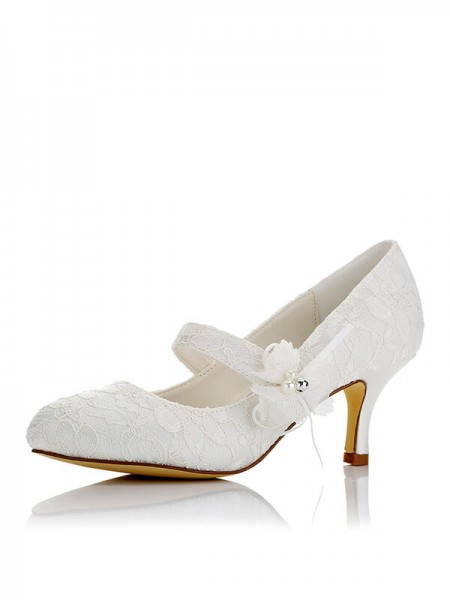 Cheap Satin Wedding Shoes SW05864491I