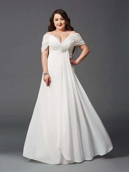 Discount Plus Size Wedding Gowns, Bridal Dresses For Fat ...