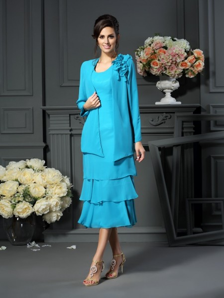 Elegant Chiffon Long Sleeves Special Occasion Wrap