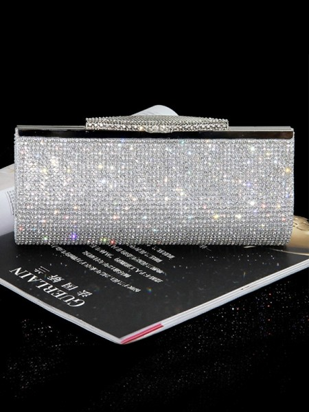 UK Rhinestones Evening Handbags (BB000A197A7)