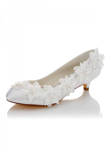 Cheap Satin Wedding Shoes SW00112w1I
